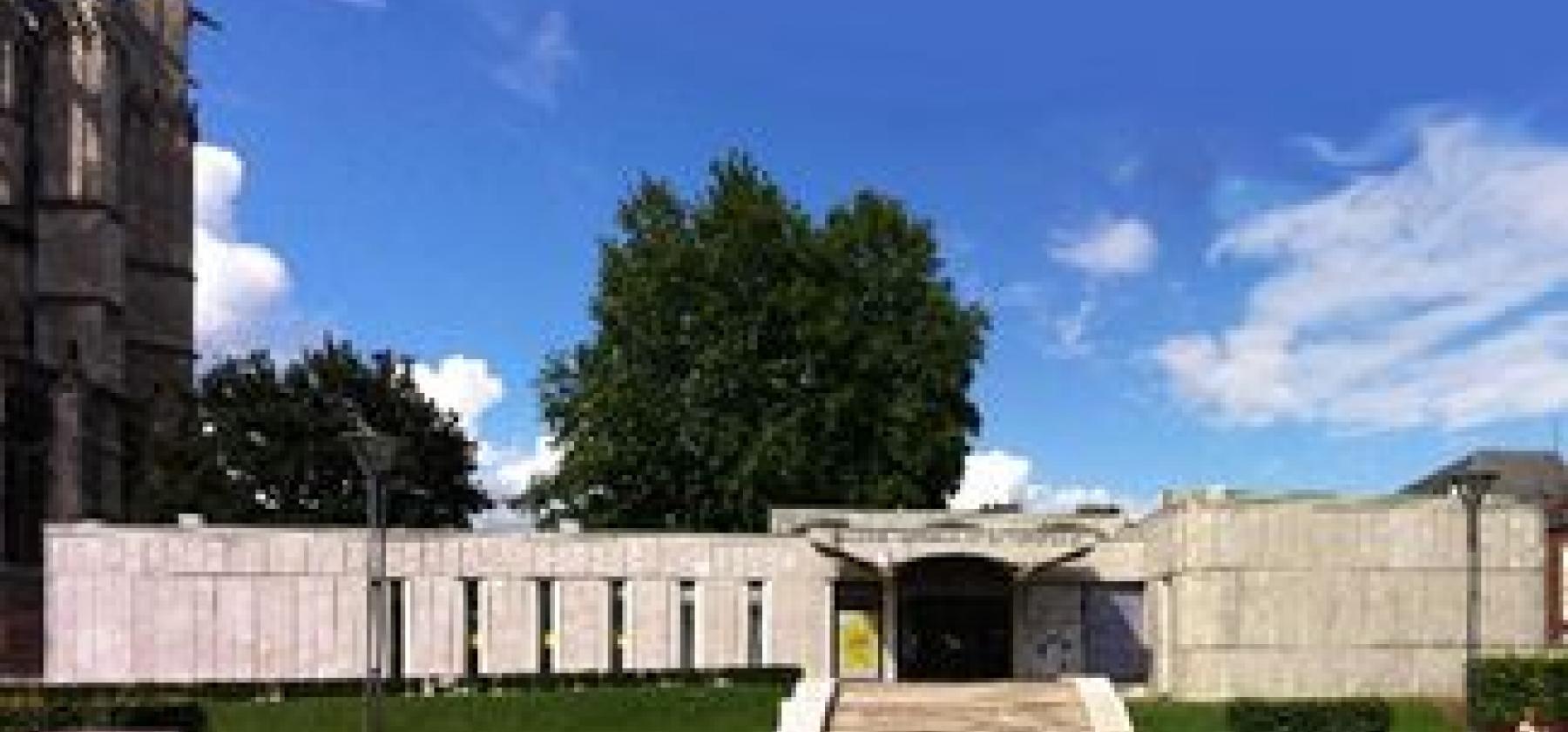 Espace temps ing nierie thermique nerg tique et - Galerie nationale de la tapisserie beauvais ...